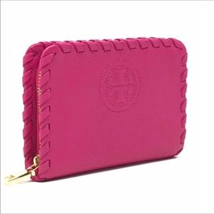🎀Tory Burch Pink Coin Wallet🎀